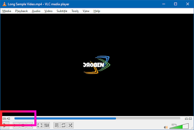 Croben.com  Split Videos In VLC Step 7