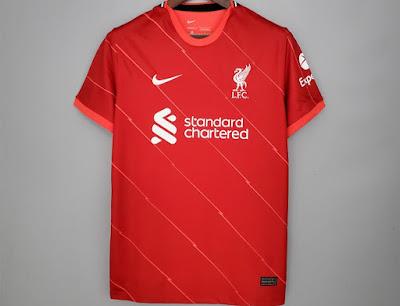 Gambar dan Harga Jersi Baru Liverpool 2021/2022