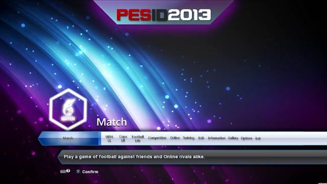 Patch PES 2013 Terbaru dari PES-ID Ultimate V2 AIO