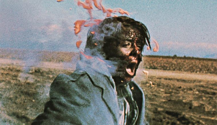 Joshua Miller als Homer in NEAR DARK (Kathryn Bigelow, 1987). Quelle: Aushangfoto Verleih (Ausschnitt)
