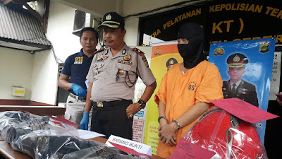 Setelah Menjadi Buron Seminggu, Akhirnya Keluarga Begal Berhasil Ditangkap di Lampung - Commando
