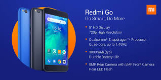Redmi go biggest ever phone for Rs 4,999, all features of 10000 rupees