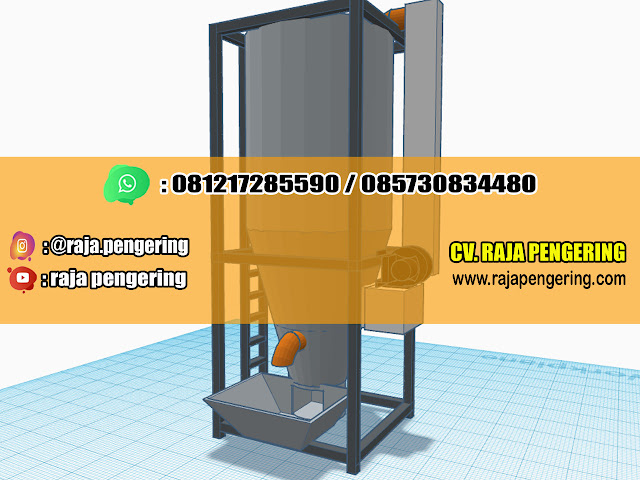 vertical dryer, pengering vertikal, vertical dryer jagung