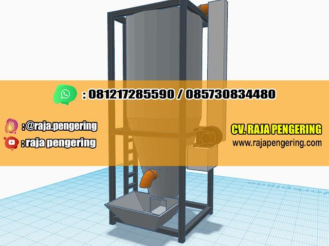 vertical dryer, pengering vertikal, vertical dryer jagung