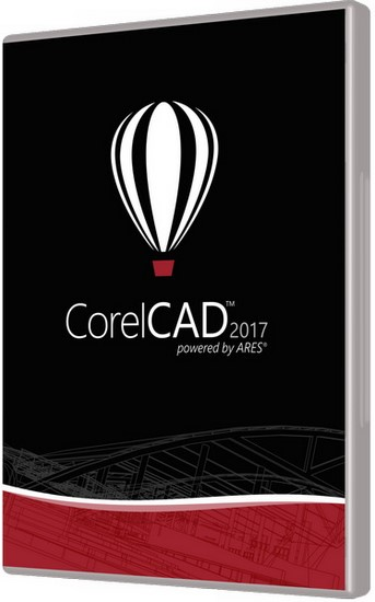 [Soft] CorelCAD 2017.5 (17.2.1.3045)