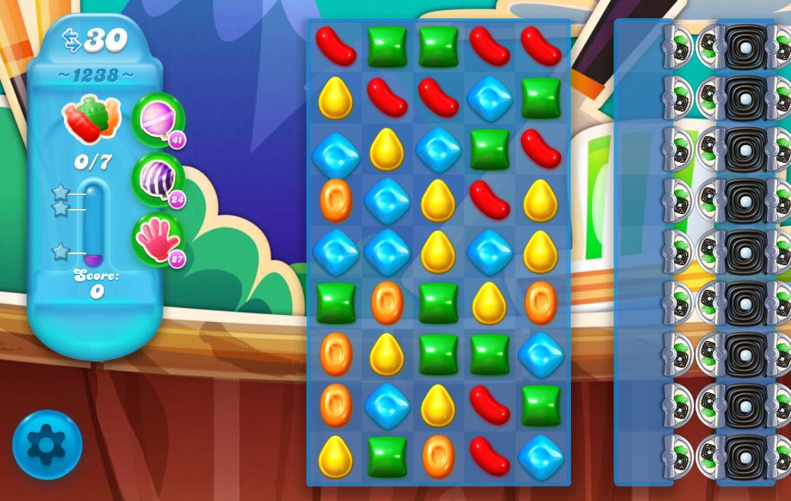 Candy Crush Soda Saga level 1238
