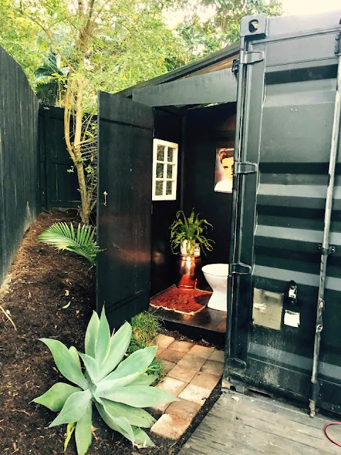 20 ft Small and Cozy Shipping Container House, NSW, Australia 21