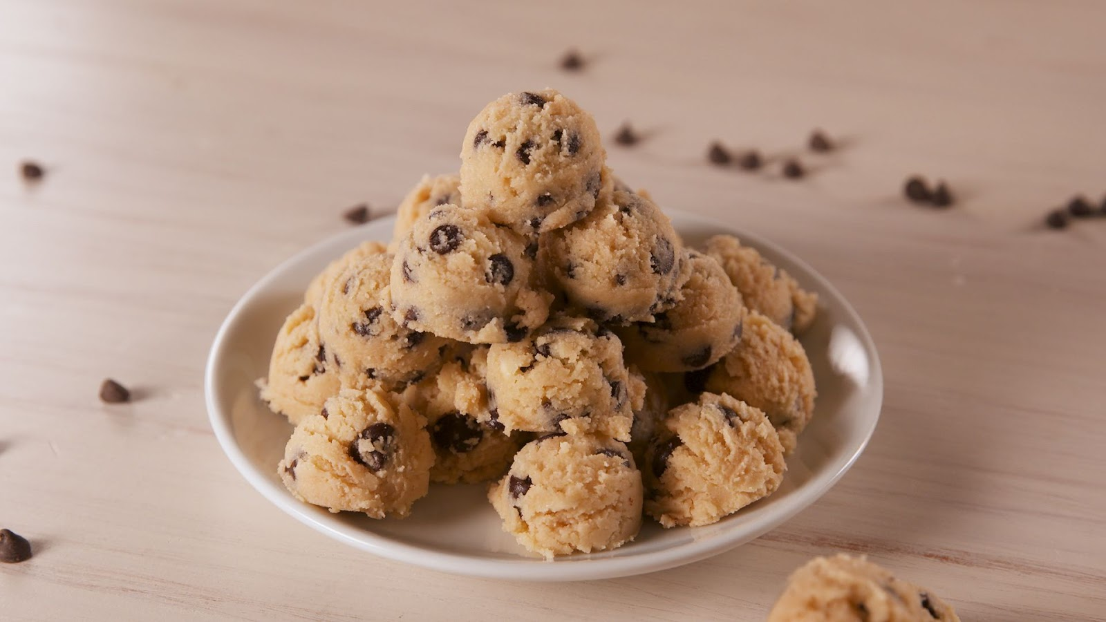 Cookie Dough Keto Fat Bombs
