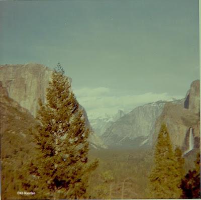 Yosemite National Park, California 1970