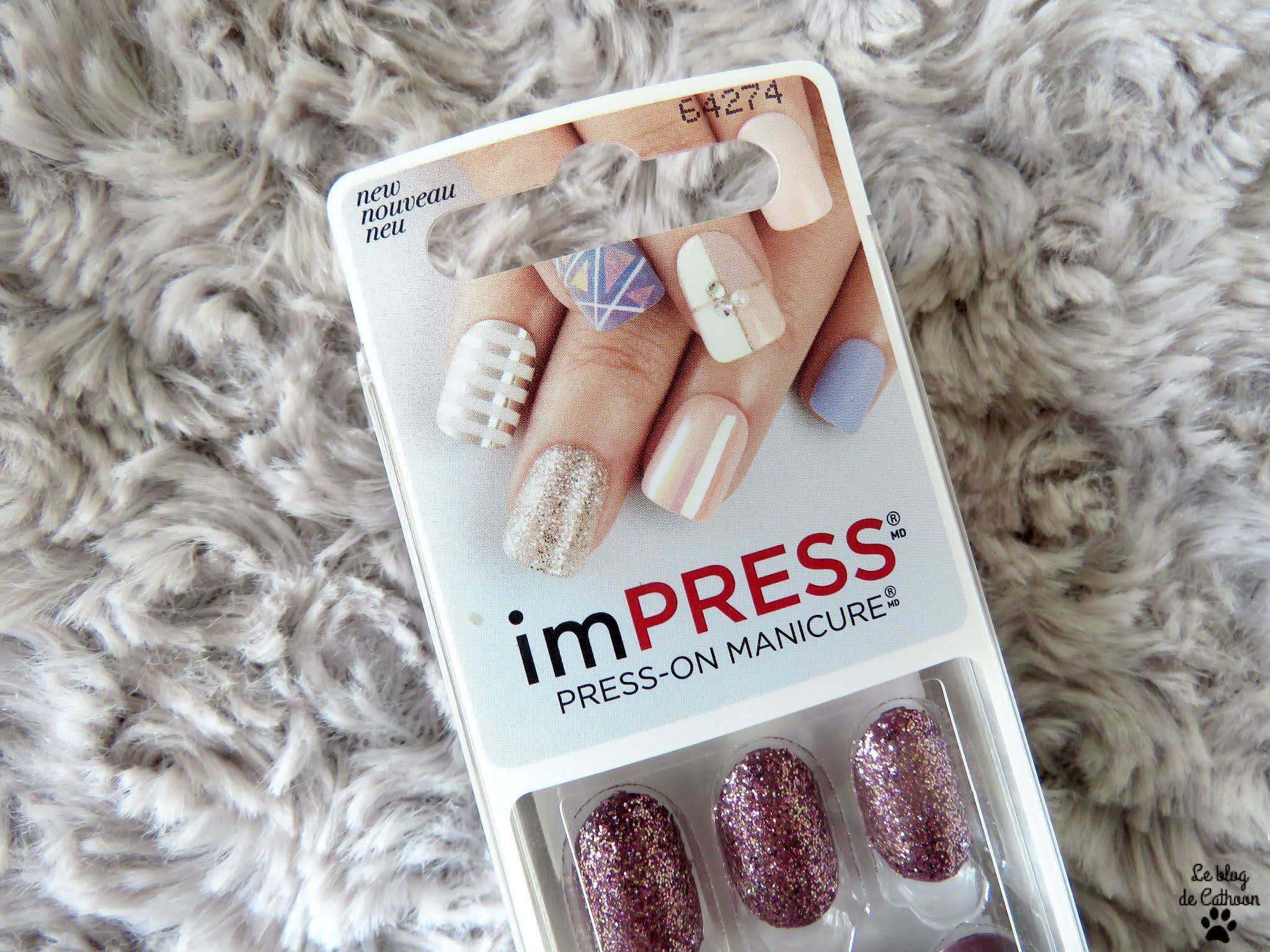 Kit faux ongles ImPRESS