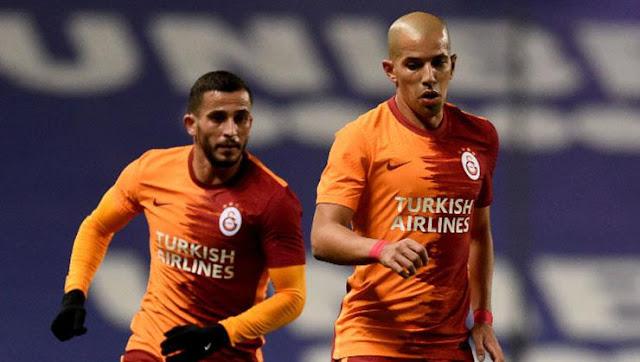 Kazanma sırası Feghouli'ye geldi..