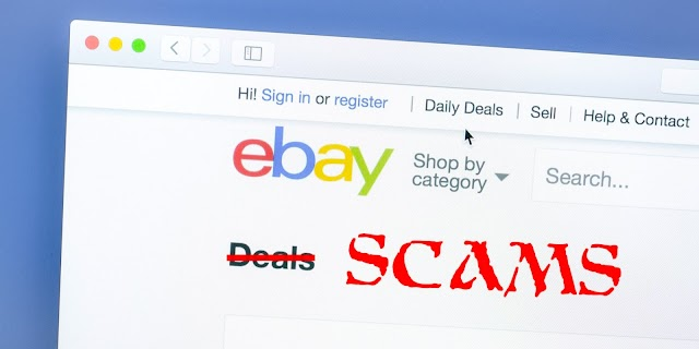 Common eBay Scams to be on the Lookout For
