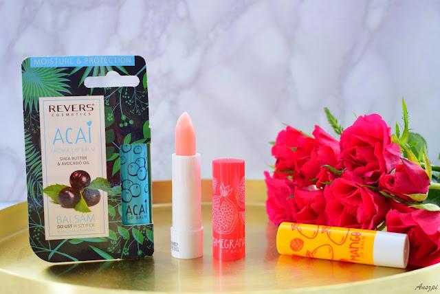 Jesienna pielęgnacja ust z owocowymi balsamami Aroma Lip Balm
