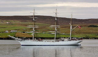 Statsraaden in Shetland. Image Ronnie Robertson*