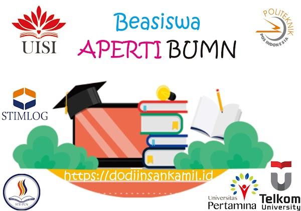 Beasiswa APERTI BUMN Untuk S1 2019