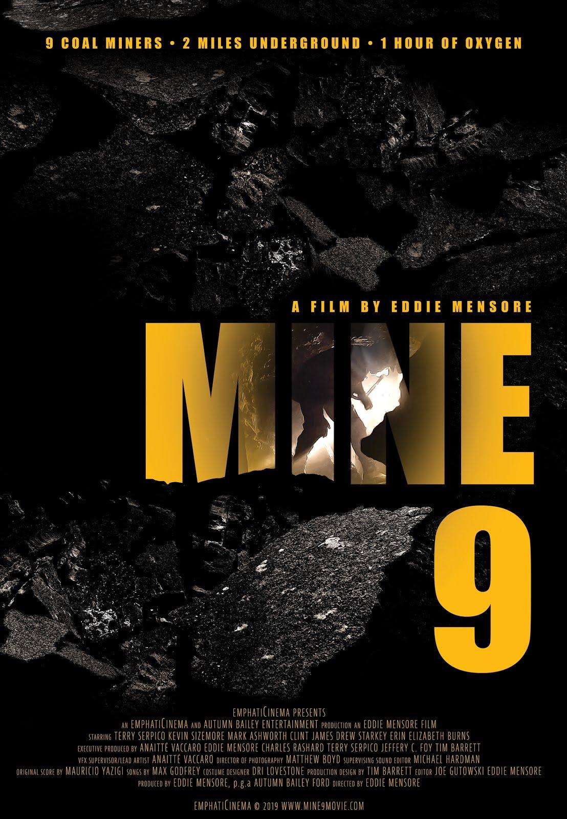 Mine 9 (2019) English 720p BluRay 950MB ESubs