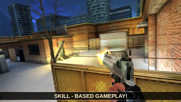 Counter Attack Team 3D Shooter Apk (Mod Money)