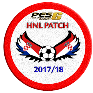 PES 6 NHL Patch Season 2017/2018 by Buggy