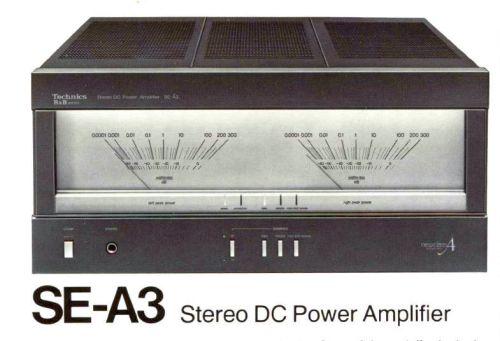 Professional Series DC Power Amplifier