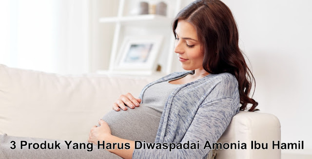 3 Produk Yang Harus Diwaspadai Amonia Ibu Hamil
