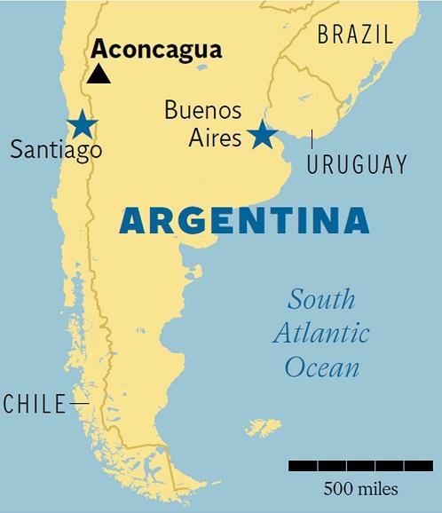 Mount Aconcagua; Indiathinkers