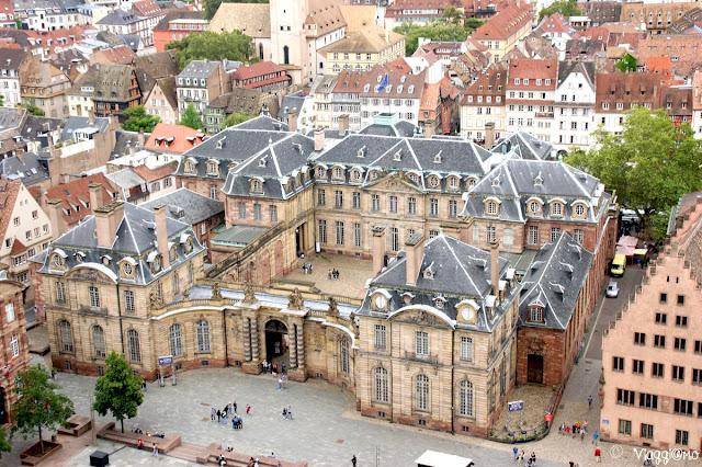 Il Palazzo Roahn di Strasburgo