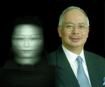 Image result for Altantuya akan terus hantui Najib