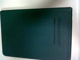 Jual Buku Munsell Plant Tissue Color Chart/ Bagan Warna Daun