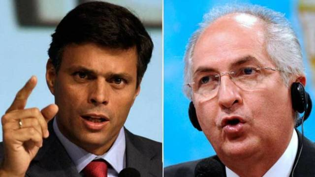 Tras fraude constituyente Sebin se llevó a Leopoldo López y Antonio Ledezma