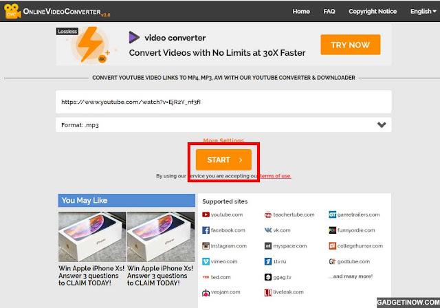 download video youtube menjadi format mp3