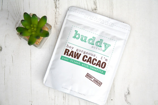 Buddy Scrub - Your Friend With Benefits