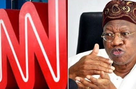 #EndSARS: Why we'll not spare CNN for spreading fake news – Federal Government