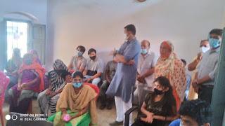 प्रभारी मंत्री दत्तीगांव ने जिले के विभिन्न टीकाकरण सेंटरो का निरीक्षण किया