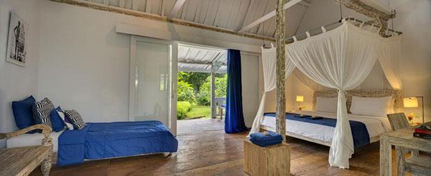 Gili Trawangan Hotel barato gili eco villas