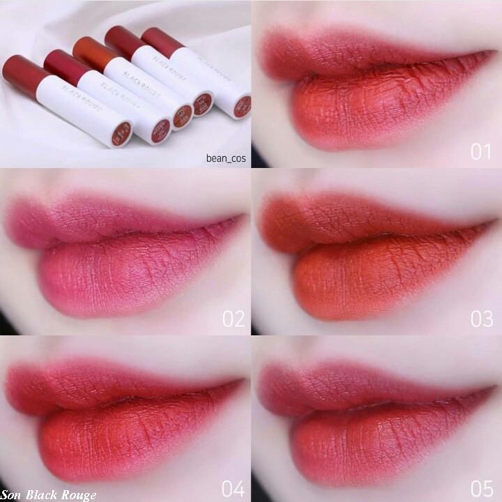 Son Black Rouge Cotton Lip Color T03Son Black Rouge Cotton Lip Color T03