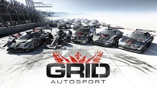 GRID Autosport game đua xe với đồ họa nhìn đã thấy mê