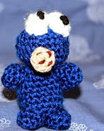 http://www.ravelry.com/patterns/library/amigurumi-cookie-monster-2
