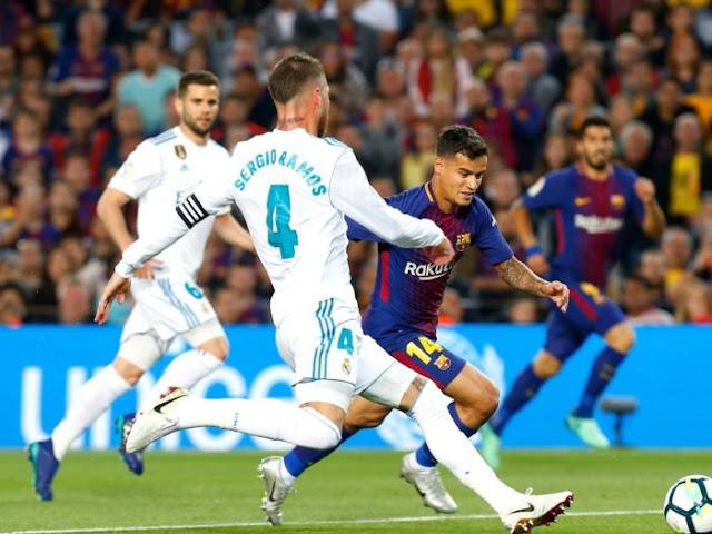 باريس ينافس برشلونة وريال مدريد على رونالدو الجديد