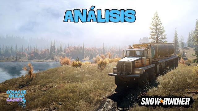 Análisis de Snowrunner para PS4