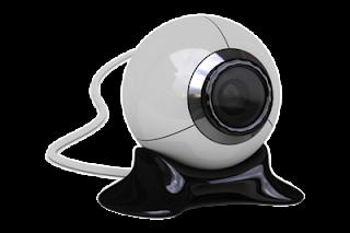 illustration of a webcam