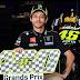 Valentino Rossi Cetak Rekor Tak Terkejar di MotoGP Australia