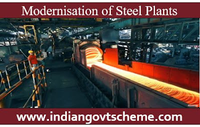 Modernisation of Steel Plants