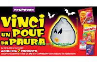 """Concorso """"Forever Fun 2020- vinci un Pouf da paura"""" : 20 premi da 290 euro ciascuno"""