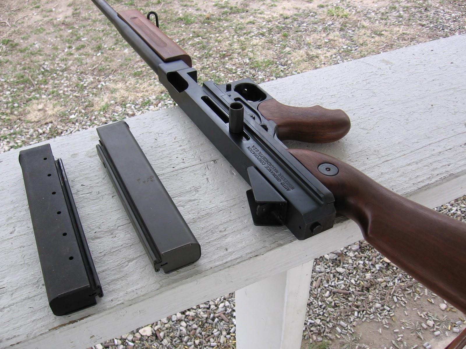 Old School Guns: TM1 Thompson Carbine