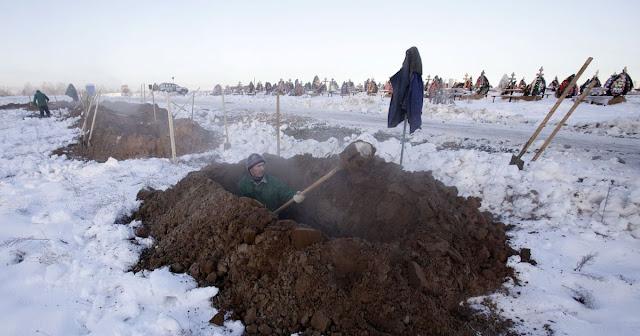 Выкопать могилу на уфимском кладбище стало дороже