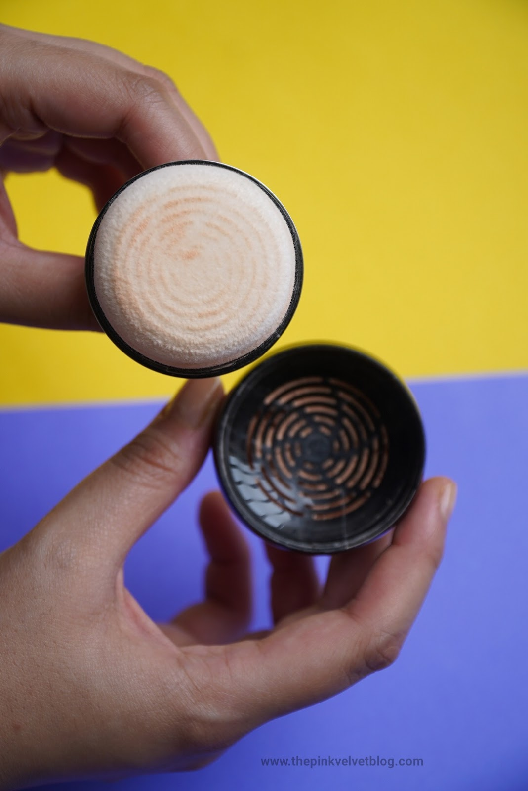 FACES Ultime Pro Mineral Loose Powder Review and Swatches - Setting Powder