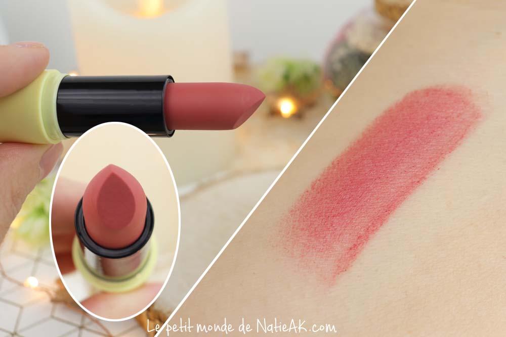 Pomponne rouge à lèvres bois de Rose hydratant