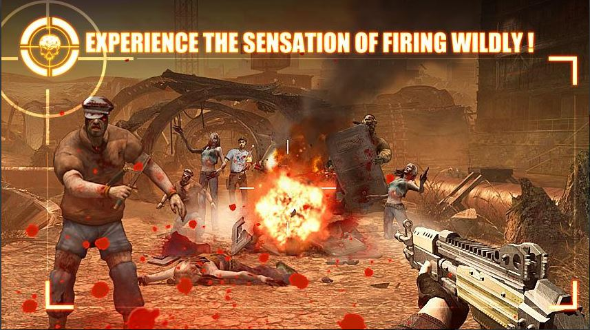 Download Zombie Frontier 2 MOD APK 3