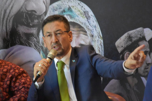 Seyit Tümtürk: 5 juta Muslim Uighur Disiksa, Dunia Buta & Tuli