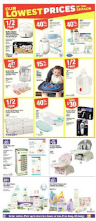 Babies R Us Ontario Flyer October 20 - 26, 2017